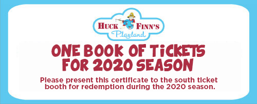2020 Book of Tickets